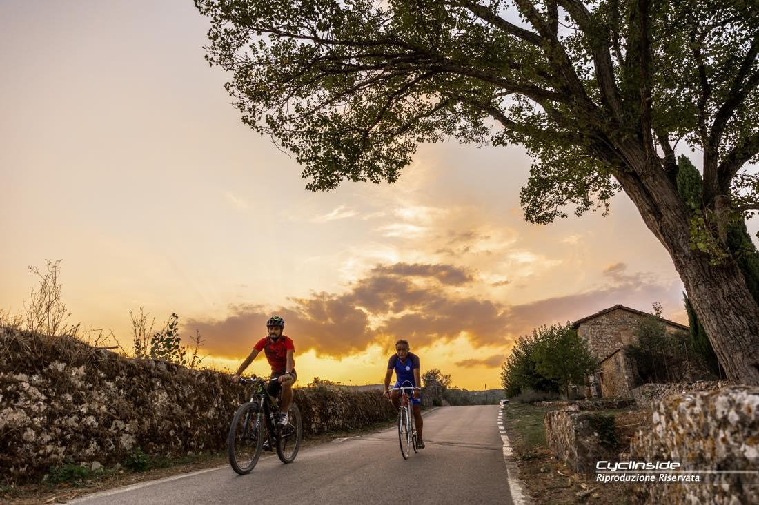 Turismo in bicicletta in Toscana