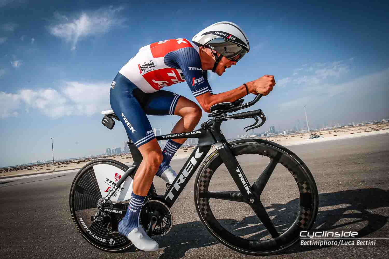 Antonio Tiberi cronometro UEA Tour